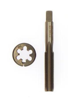 M12 x 0.8 - Triple lead die and intermediate tap
